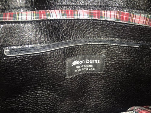 Image of Vegan or Leather Pallenberg Bag!
