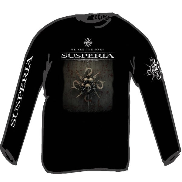 Image of Susperia - We are the ones - Longsleeve