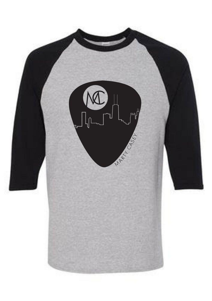 Image of Marty Casey Baseball T-Shirt