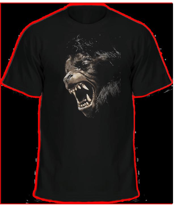 Image of Werewolf Shirt