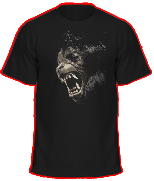 Image of Werewolf Shirt