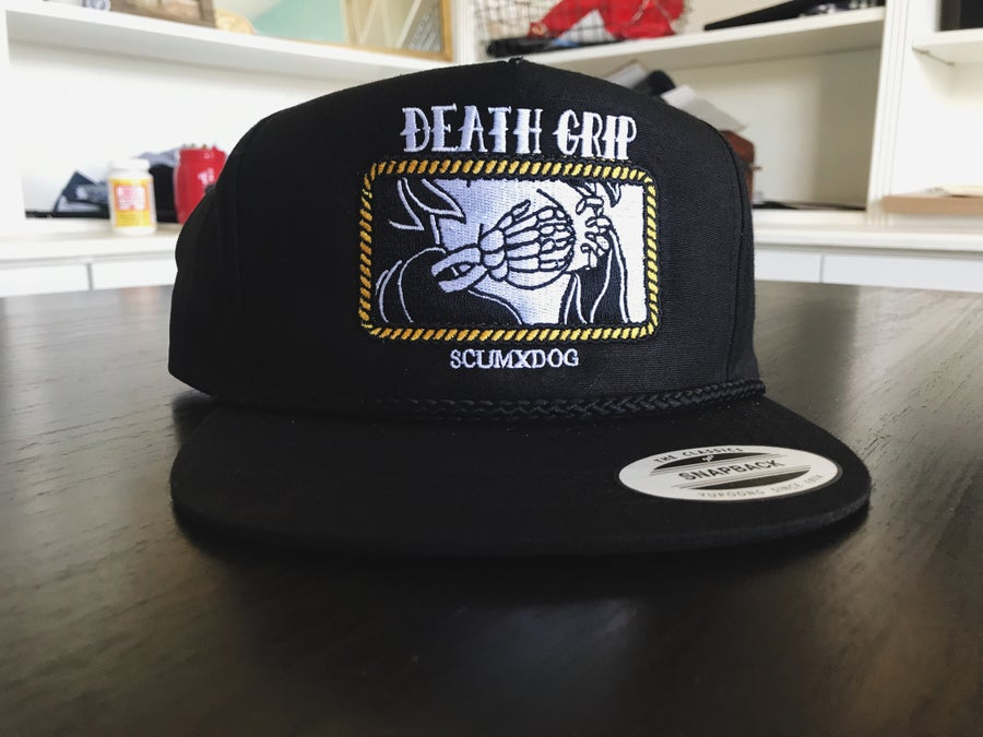 Image of DEATH GRIP HAT