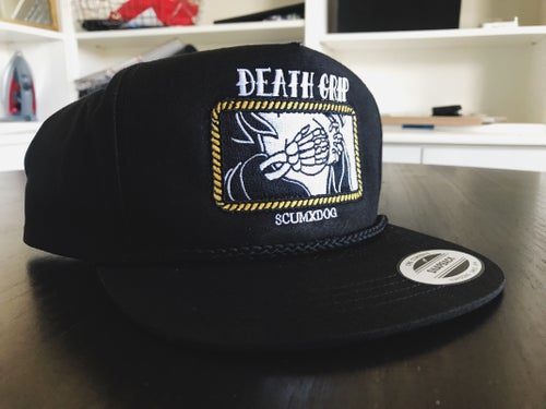 Image of DEATH GRIP HAT