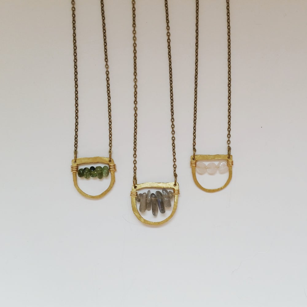 Image of Basin Necklace