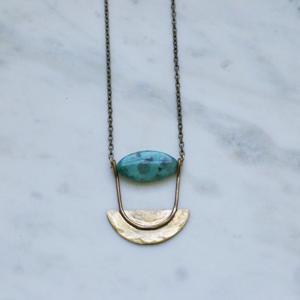 Image of Luna Blade Necklace