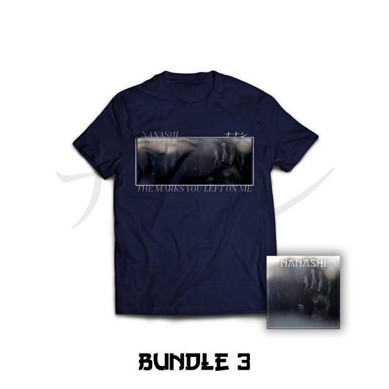 Image of TMYLOM Album Art Shirt Bundle