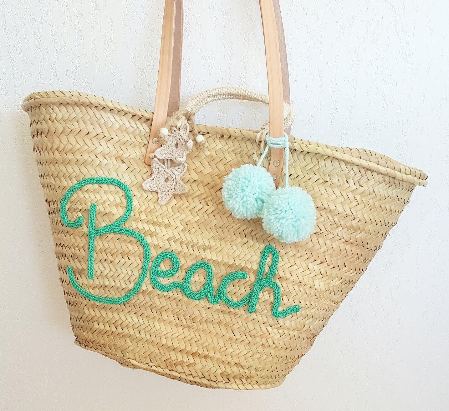 Image of Capazo Grande - Big Beach Bag - Grands Paniers