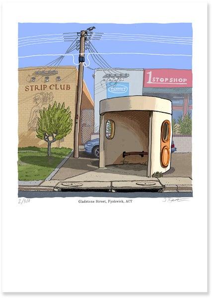 Image of Gladstone Street, Fyshwick, ACT