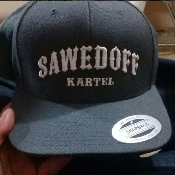 Image of Sawedoff Kartel Snapback Hats