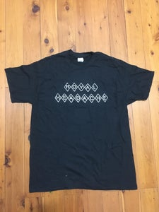 Image of ROYAL HEADACHE - BLACK LOGO - SHORT SLEEVE