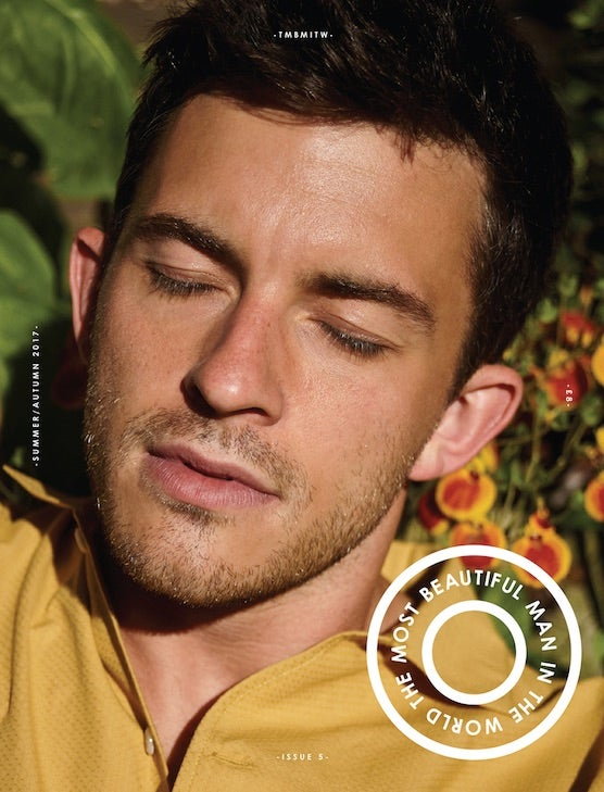 Image of Issue 5 - The Most Beautiful Man In The World