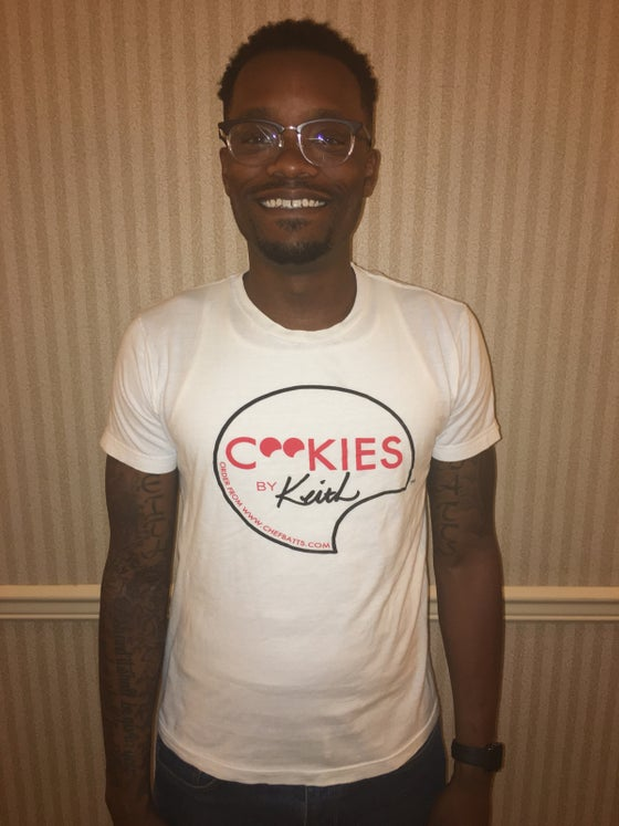 Image of Short Sleeve Cookies By Keith Shirt