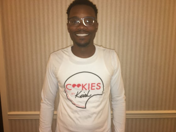 Image of Long Sleeved Cookies By Keith Shirt