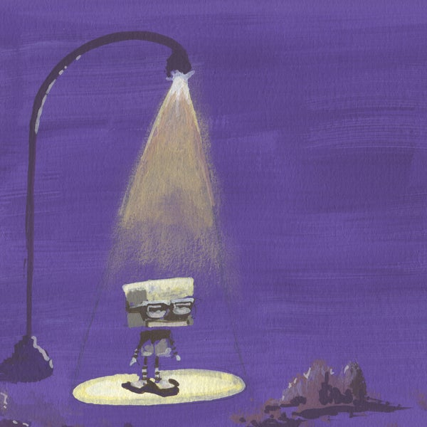 In the Spotlight - Matt Q. Spangler Illustration