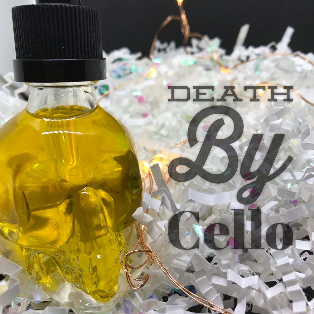 Image of Death By Cello