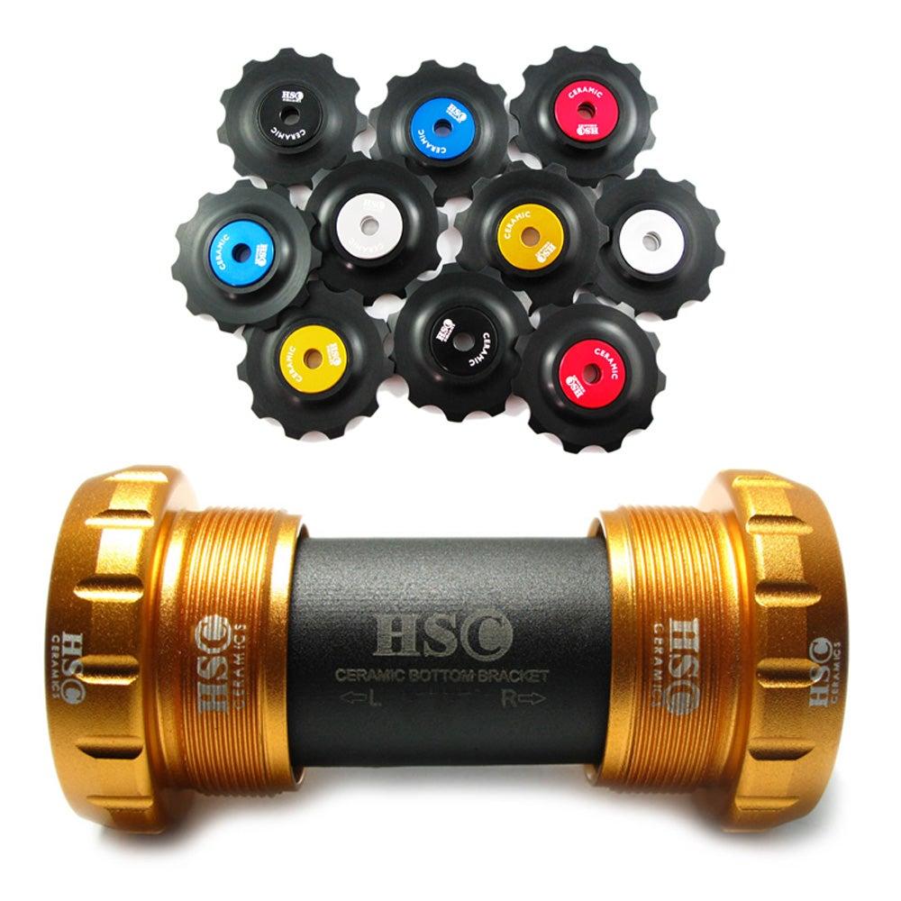 Image of Trial Kit 2: SRAM GXP BB + Pulleys (Dealer trial price $139.08)