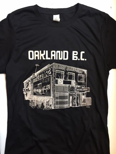 Image of OAKLAND B.C. shirt