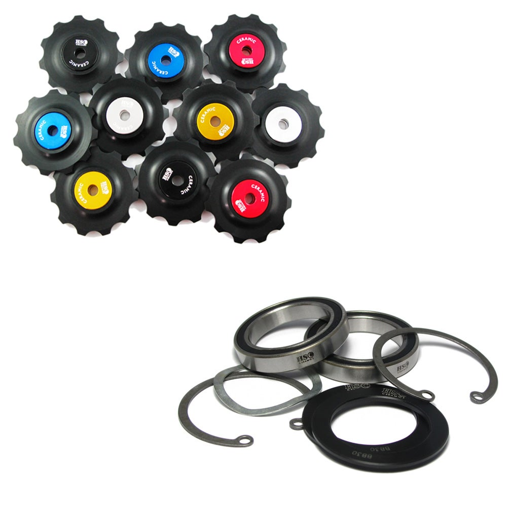 Image of Trial Kit 4: BB30 + Pulleys (Dealer trial price $127.68)