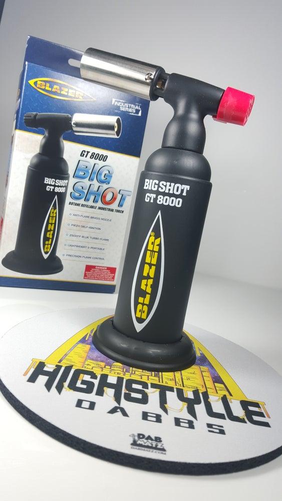 Image of Black Big Shot GT 8000