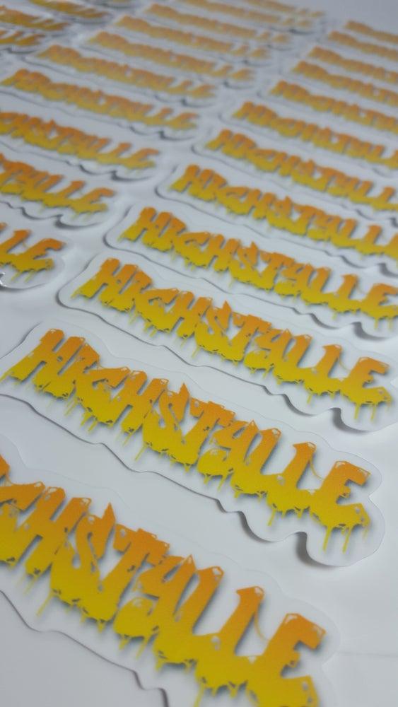 Image of Highstylle Die Cut Stickers
