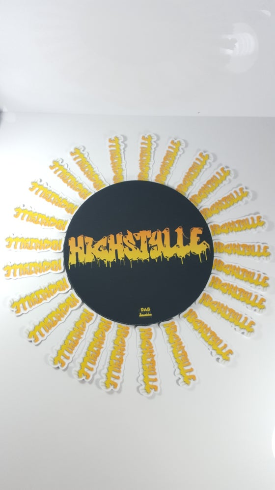 Image of HIGHSTYLLE 8' Circle