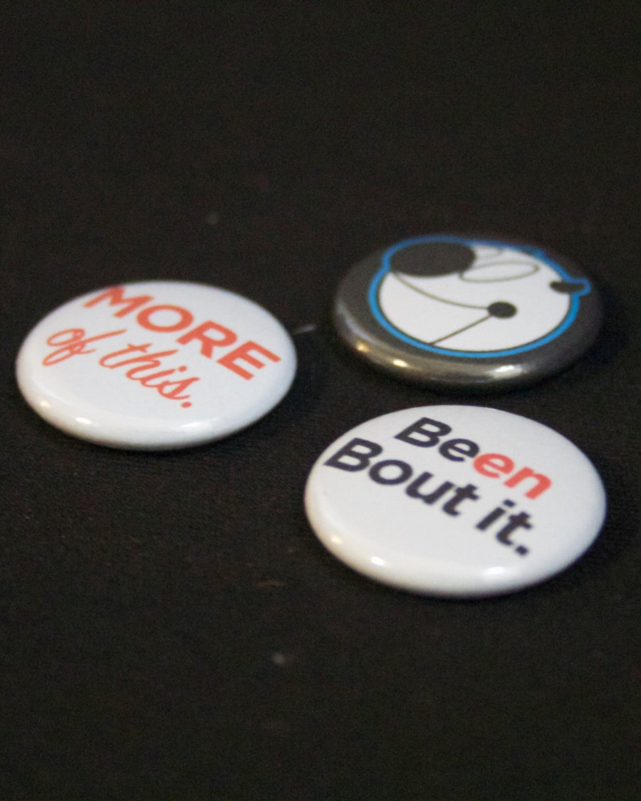 Image of 3 Button pack