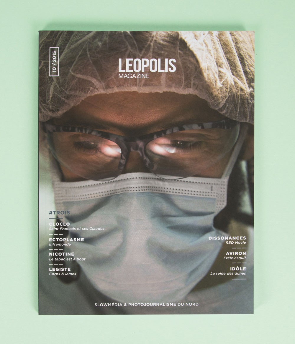 Image of Leopolis magazine #3