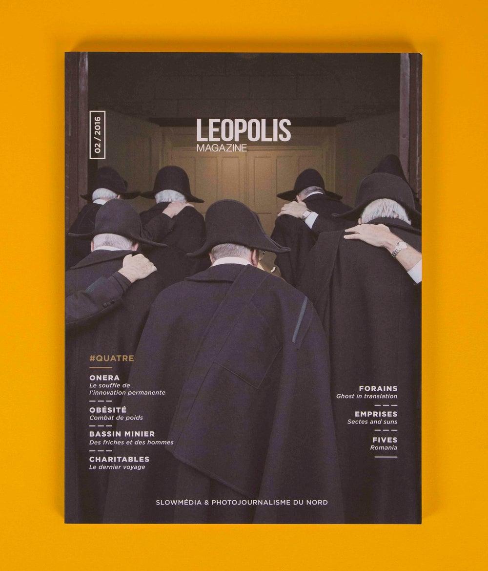 Image of Leopolis Magazine #4
