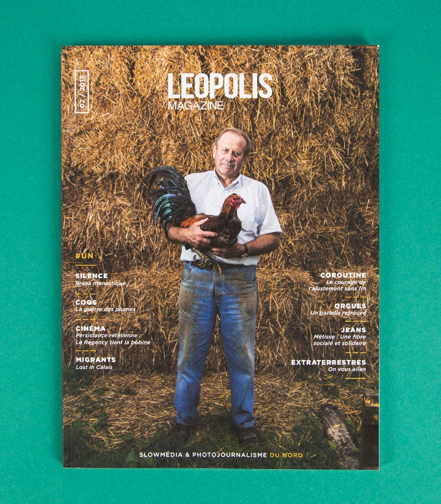 Image of Leopolis Magazine #1