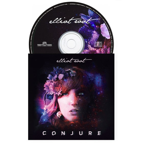 Image of Conjure (Physical CD) - Pre-order
