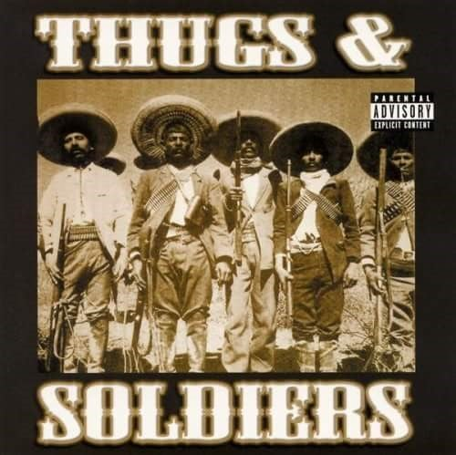Image of Thugs & Soldiers-CD