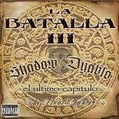 Image of La Batalla III (Mr Shadow vs. Dyablo)-CD