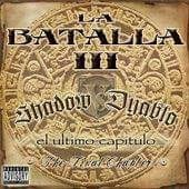 Image of La Batalla III (Mr Shadow vs. Dyablo)-CD
