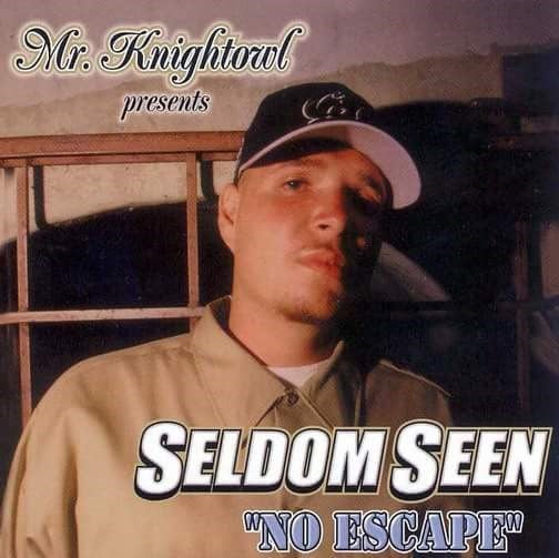 "Image of Seldom Seen ""No Escape""-CD"