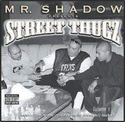 Image of Street Thugz-CD