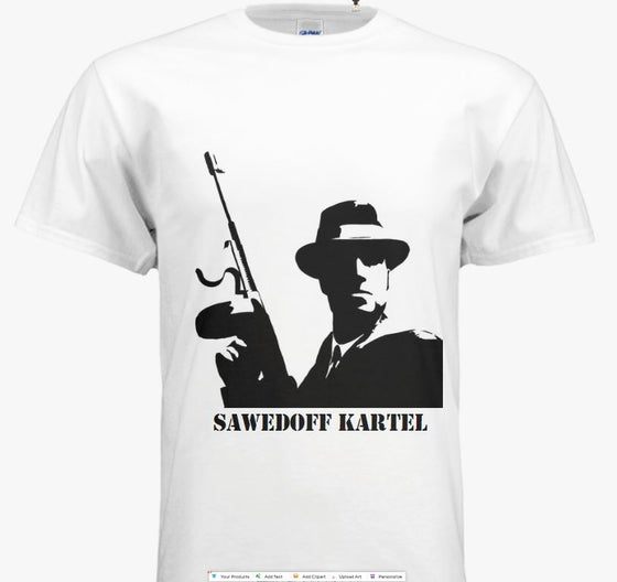 Image of SOK Gangster T-Shirt