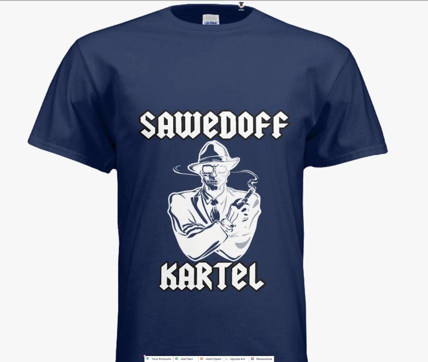 Image of SOK Skull T-Shirts