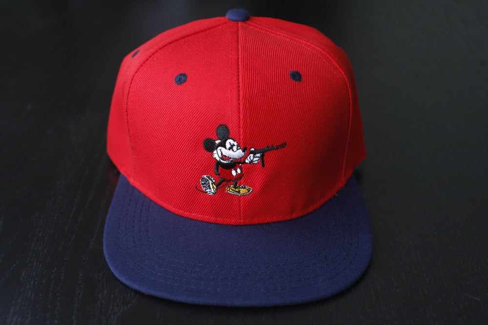 "Image of ""Reign of the Tec"" Snapback Hat"