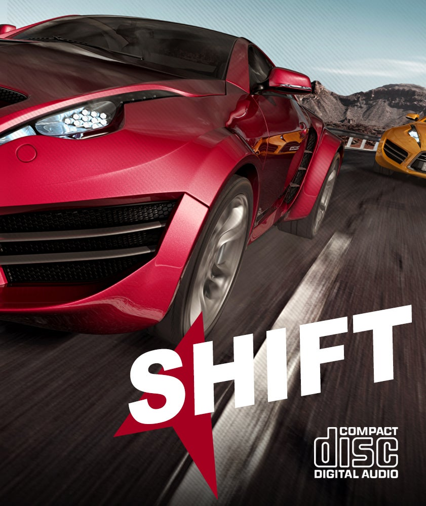 Image of Shift - CD Series