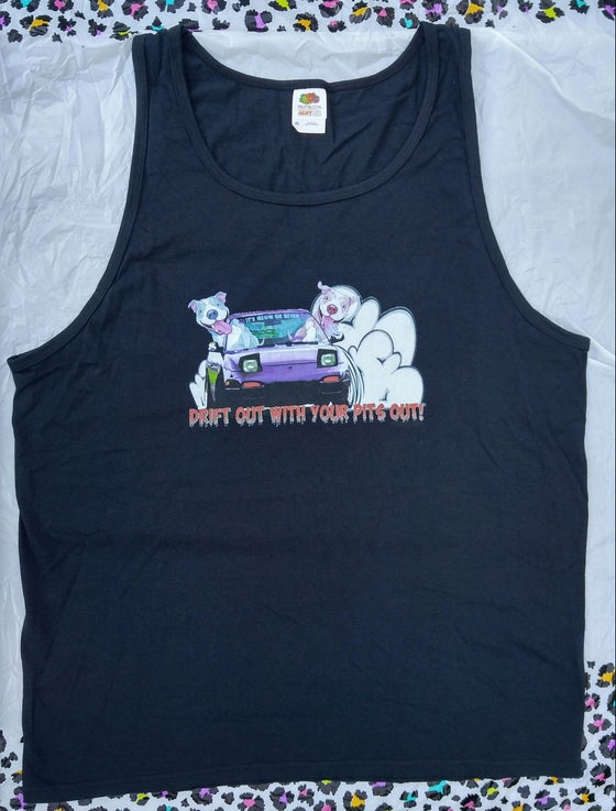 Image of Pits Out Tank Top