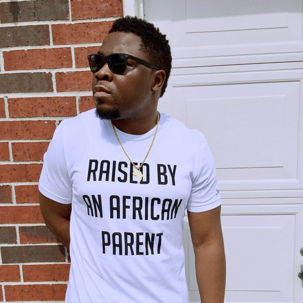 Image of African Parent
