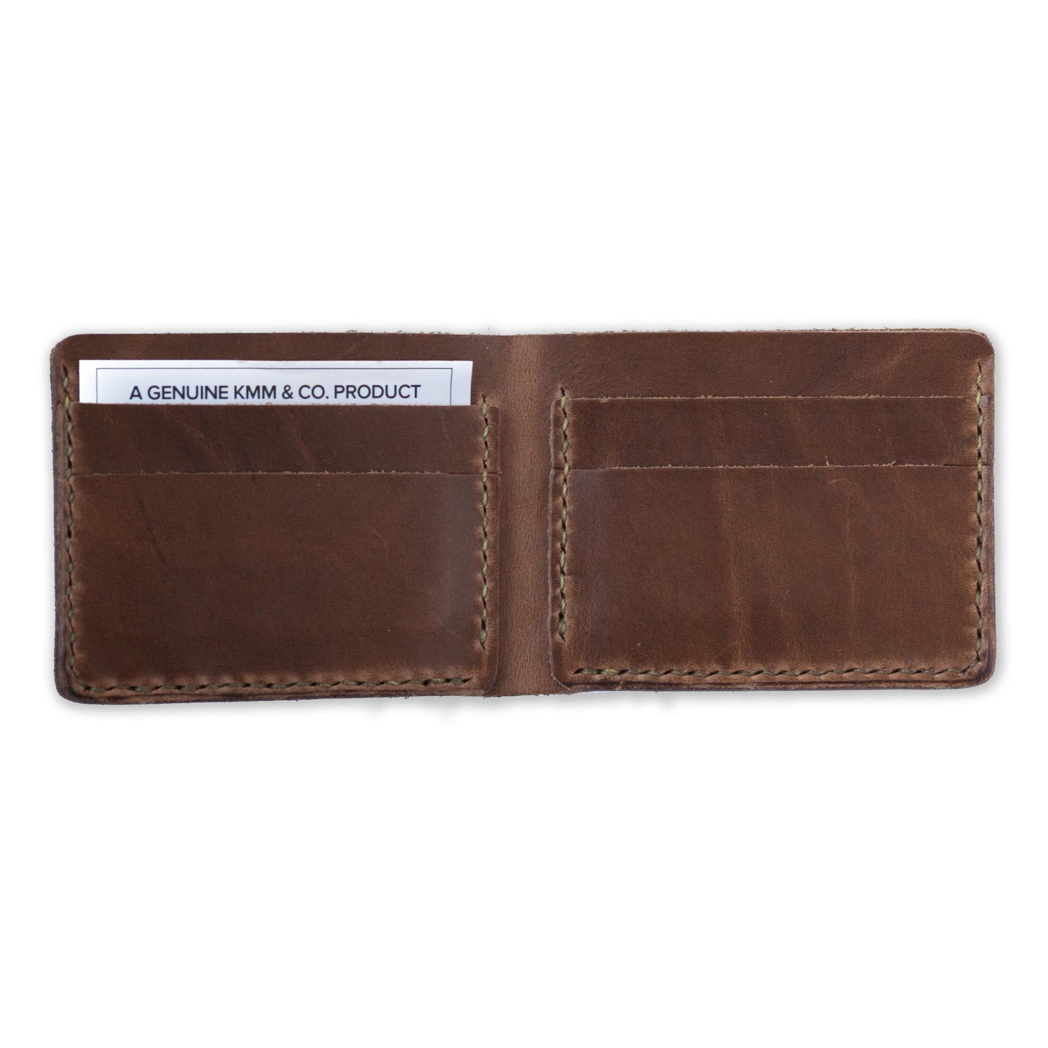 Image of Natural Chromexcel Billfold