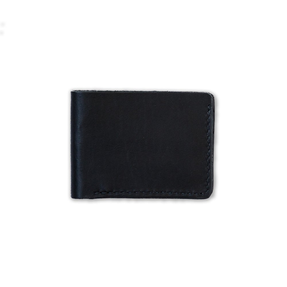 Image of Black Essex Billfold