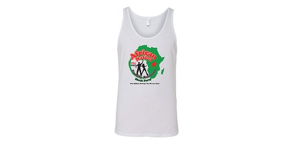 Image of African Nation Family Reunion Block Party - tank top