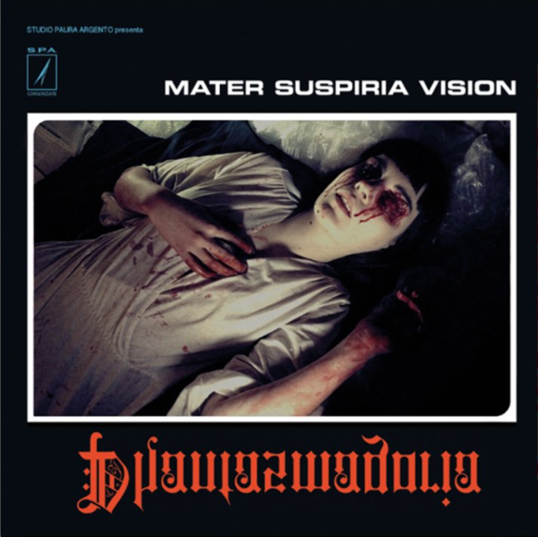 LIMITED 33 SPLATTER VINYL Mater Suspiria Vision ...