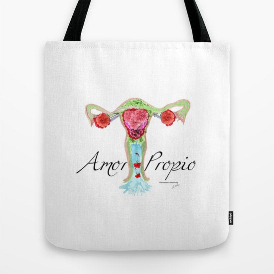 Image of Tote bag Amor Propio