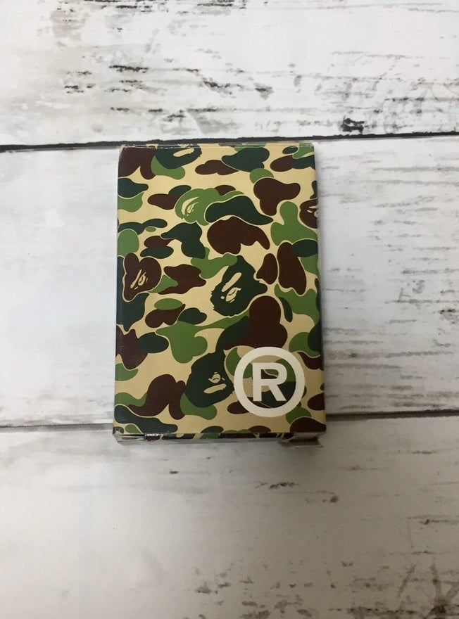 Image of A Bathing Ape Playing Cards Deck