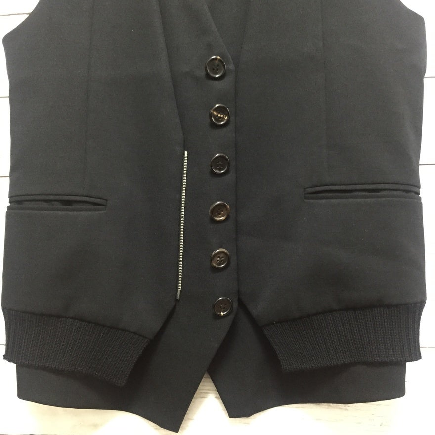 Image of UNDERCOVER Detailed Zip Vest