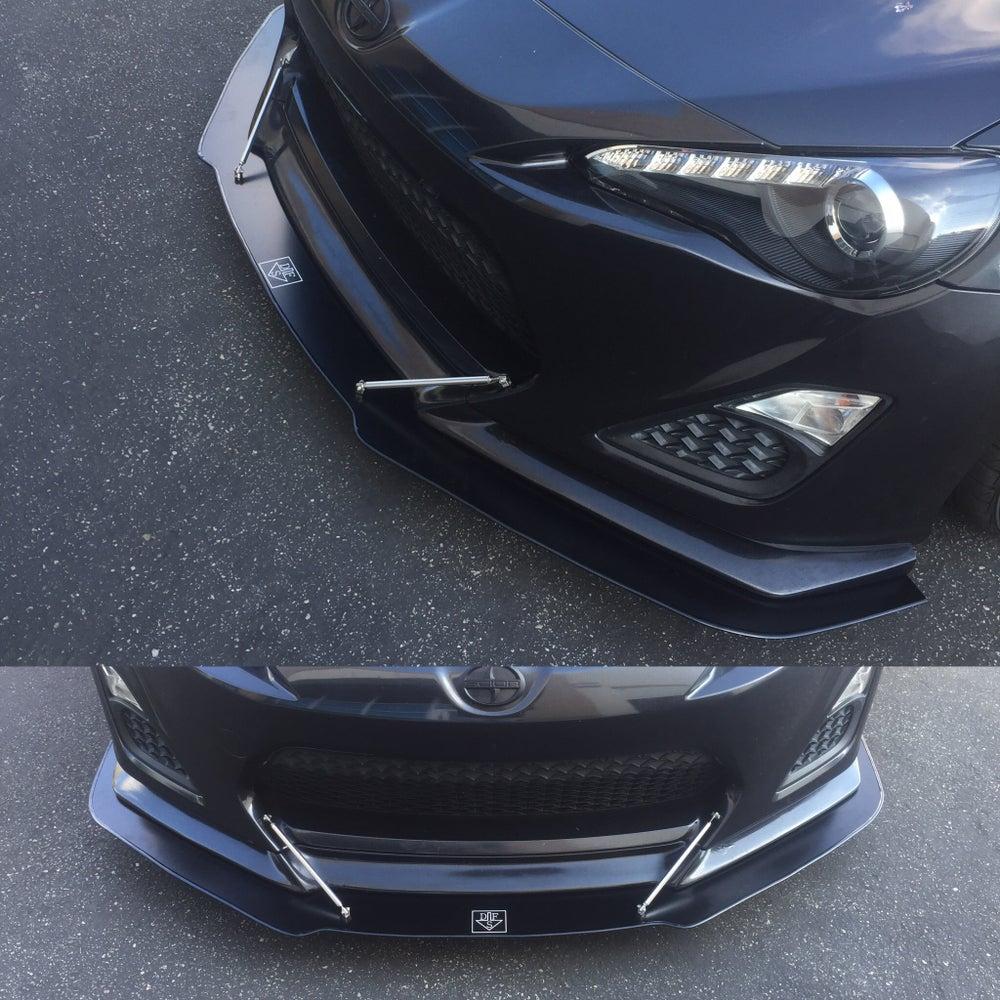 Image of 2010-2016 Toyota FRS front splitter