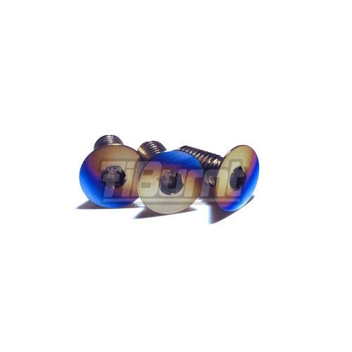 Image of TiBurnt Titanium Top Secret Hood Latch Screws